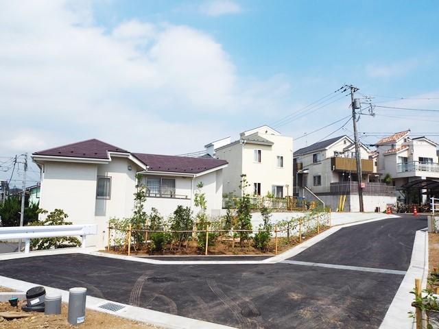 藤沢・辻堂太平台:5430万円 新築戸建て 【楽しすぎる街並みで】