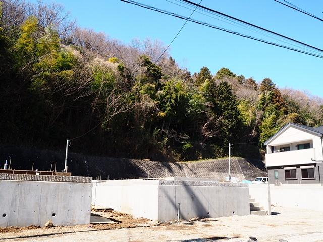 藤沢・大庭3880万円|緑の中の新築戸建|【新緑も楽しみ!大庭】