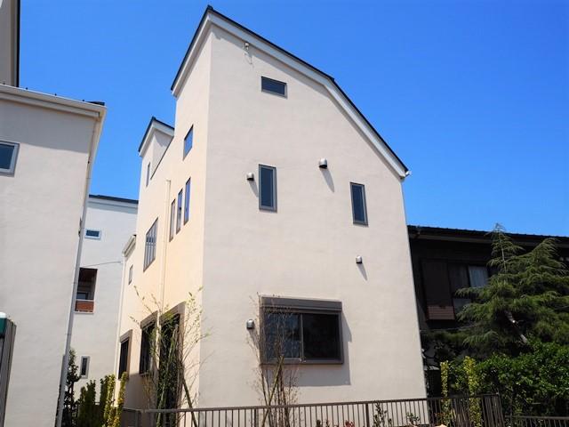 藤沢市・辻堂東海岸:4390万円|デザイナーズ新築戸建|【居心地の良い住まい】