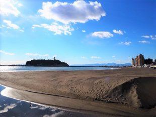 片瀬海岸1