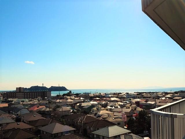 藤沢市・鵠沼海岸:3280万円 駅近く・海近くのリノベマンション 【江ノ島と海を一望!】